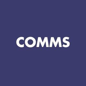 comms